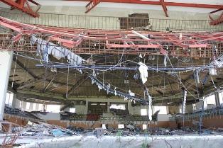 陸前高田市民体育館
